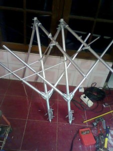 antena JUMPRO 2 bay