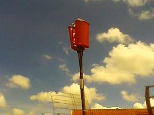 antena mini panel
