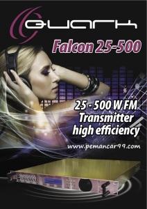 falcon25-500 new