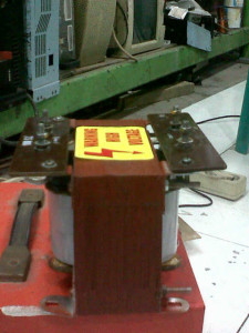 trafo high voltage