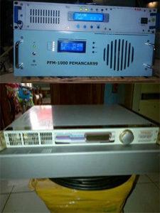 jual paket pemancar fm 1000 watt